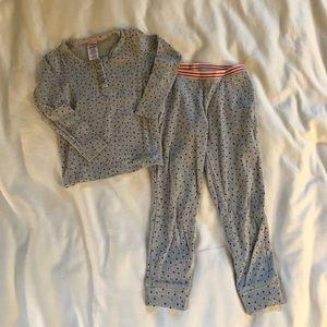 Mini Boden Johnnie B girls pajamas